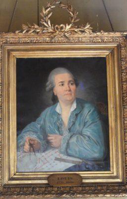 portrait de Victor Louis