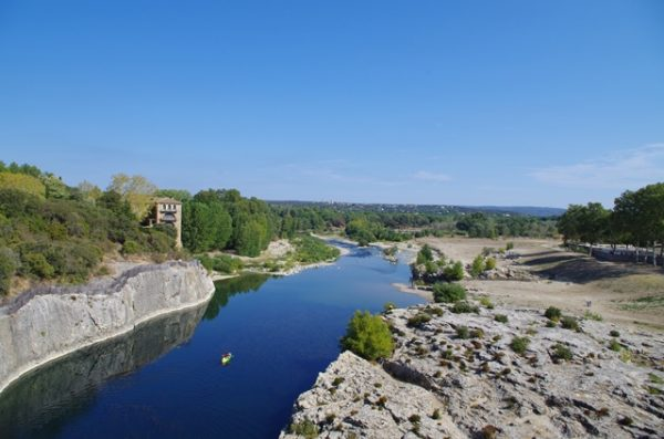 Gardon Pont du Gard