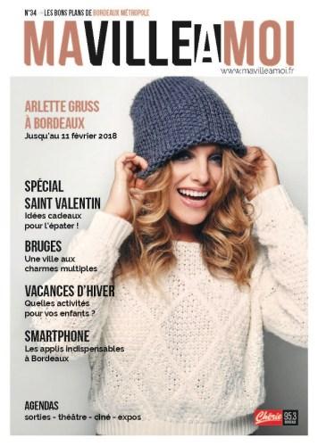 Couverture magazine Ma Ville à Moi 34