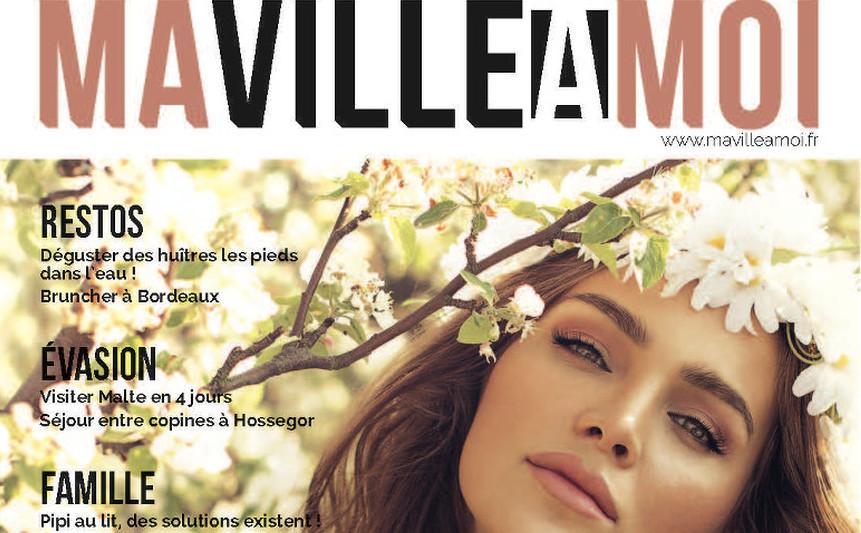 Couverture du magazine MaVilleAMoi n°35