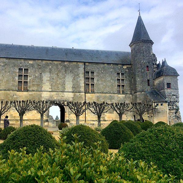 Le grand château du Grand Pressigny