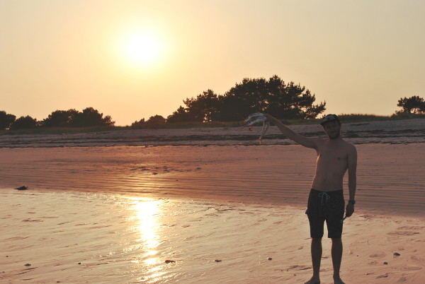 pêche - raid en pirogue - blog Bar à Voyages