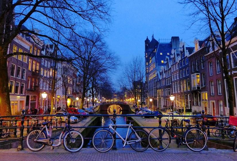 une Amsterdam - blog Bar à Voyages