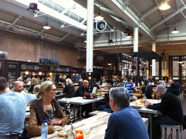 Food Hallen - blog Bar à Voyages
