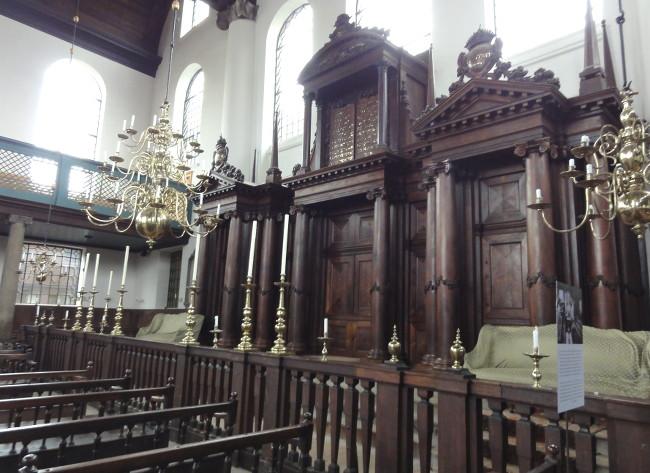 synagogue portugaise - blog Bar à Voyages