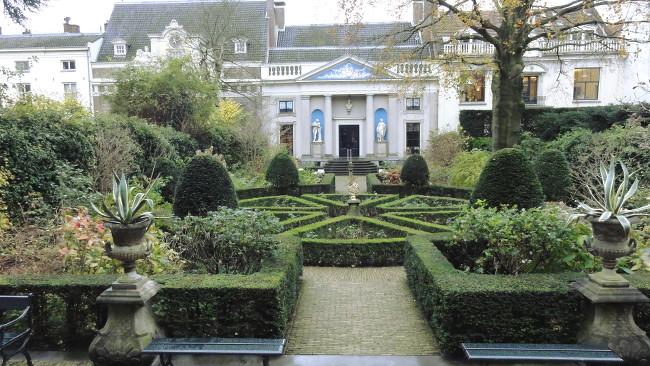 jardin musée Van Loon - blog Bar à Voyages
