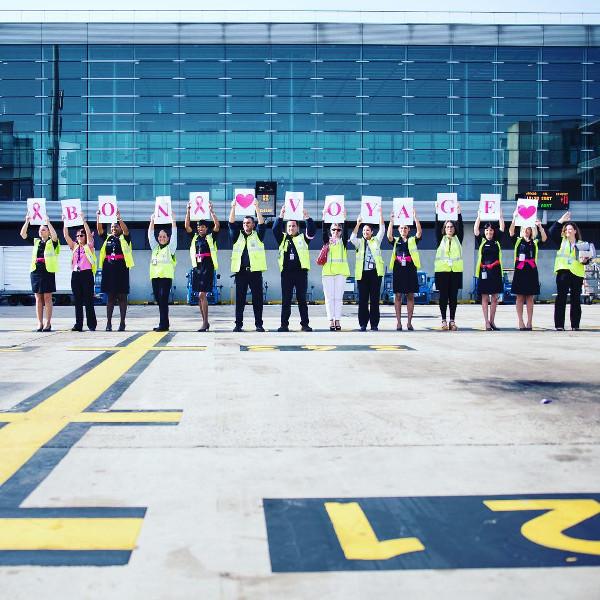 staff au sol aéroport - blog Bar a Voyages