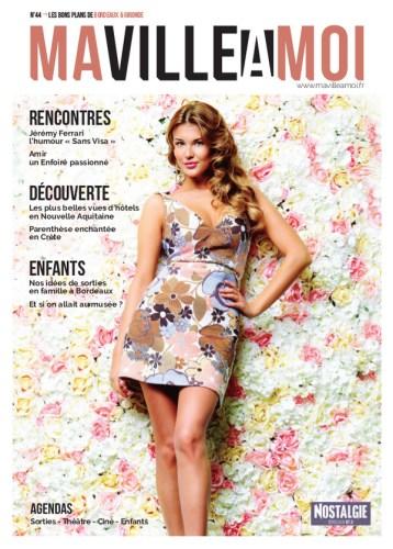 couverture magazine MaVilleAMoi n°44 - blog Bar à Voyages