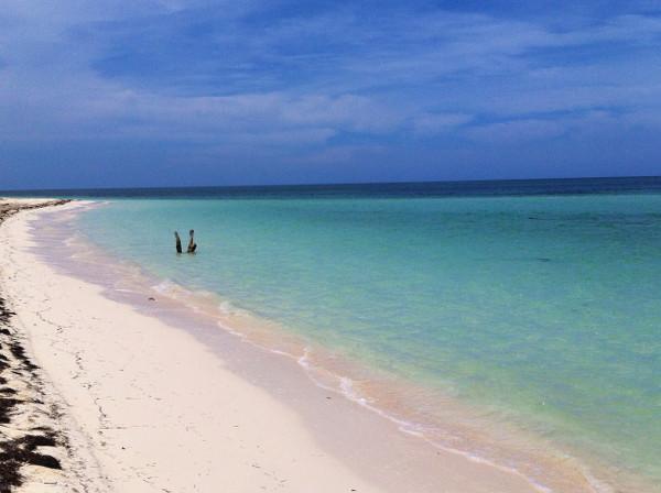 plage de Cayo Levisa à Cuba