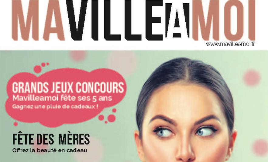 Couverture du magazine MaVilleAMoi n°46