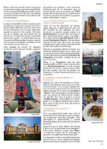 page 2 article Berlin magazine MaVilleAMoi n°52