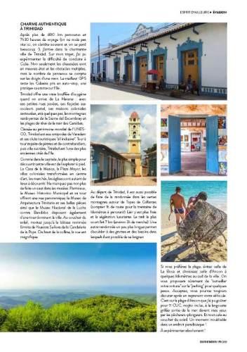 Article page 3 Cuba Esprit Berry n°10