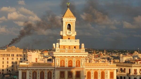 l'Edificio Bacardi à La Havane