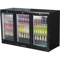 3 Glass Door Commercial Bar Fridge Australia Wide Delivery ...