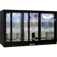 Energy Saving Sliding 3 Glass Door Commercial Bar Fridge ...
