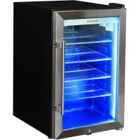 Alfresco Tropical Rated Bar Fridge Triple Glazed Door And ...