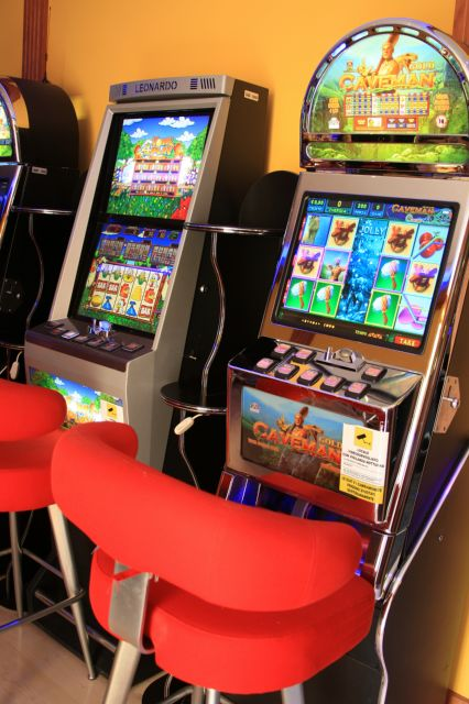 Slot Machine al Cavallino  Bar Moro
