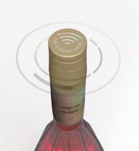 Una app permette di verificare la non contraffazione delle bottiglie