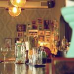 Dettaglio del Martinez bar