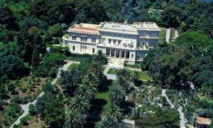 Villa Les-Cèdres, di proprietà della famiglia Marnier, sta per essere venduta da Campari