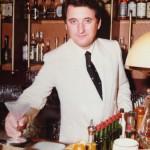"Peppino Manzi ""Il papà di tutti i barmen italiani"""