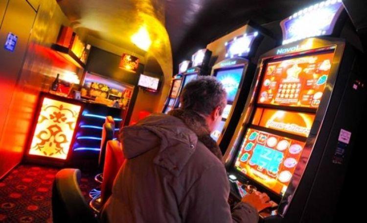 slot machine al bar