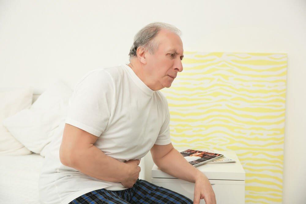 أعراض البروستاتا