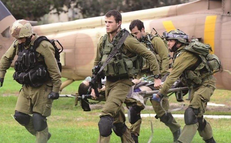 إسرائيل ، قلقة من هجوم حزب الله في الأراضي المحتلة
