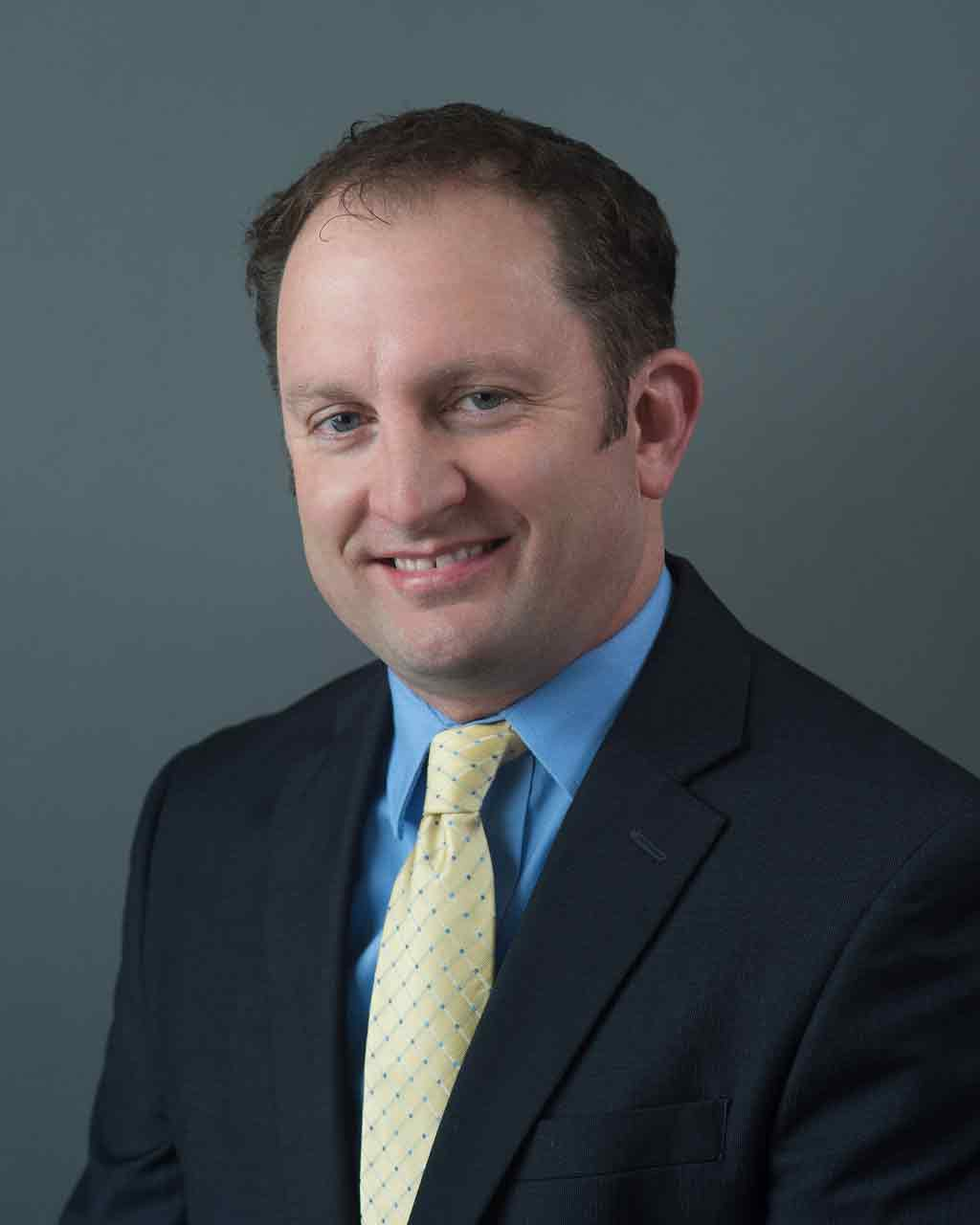Marketing & Tourism Coordinator Ben Bromley