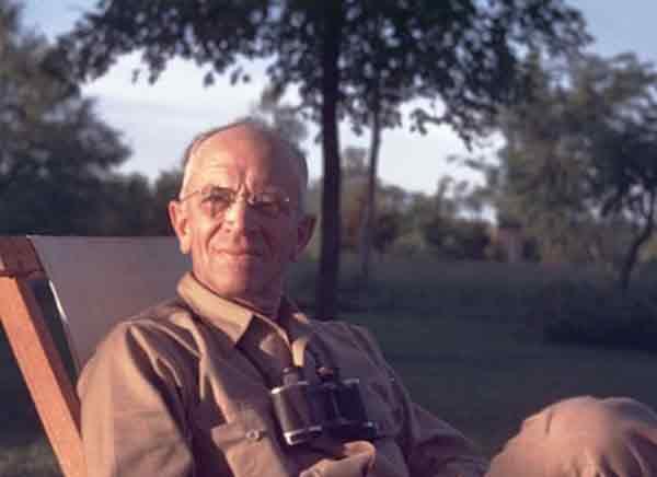 Aldo Leopold Portrait
