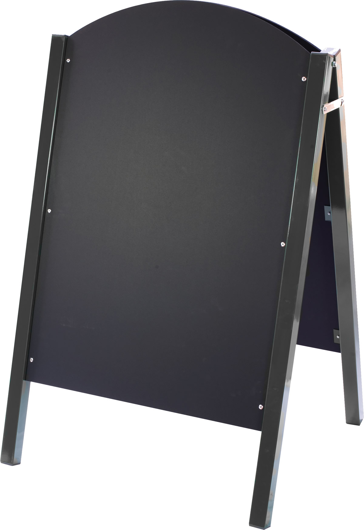 metal a frame chalkboard