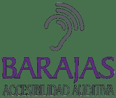 Logo Barajas Accesibilidad Auditiva
