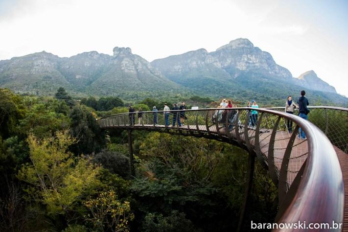 África do Sul - Jardim Botânico Kirstenbosch