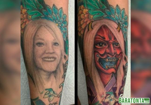 Como cobrir a tatuagem da sua ex