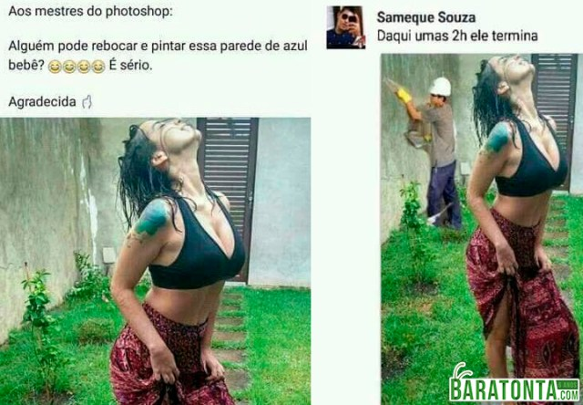 Mestres do Photoshop