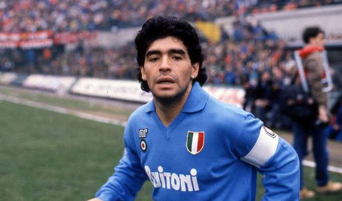 Dunia Berduka, Diego Maradona Tutup Usia