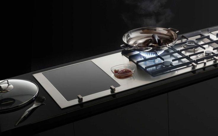 Barazza srl  Elettrodomestici di design in acciaio per cucine