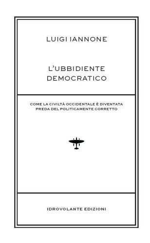 "La copertina de ""L'Ubbidiente Democratico"""