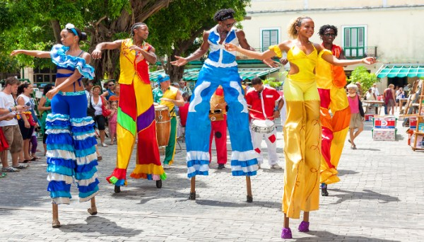 Holetown Festival Barbados cultural activities