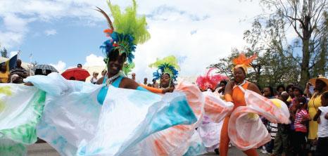 The Explosion of Culture Barbados Pocket Guide