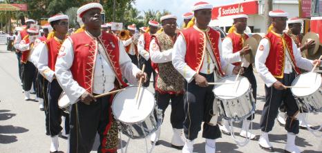 English Influence Barbados Pocket Guide