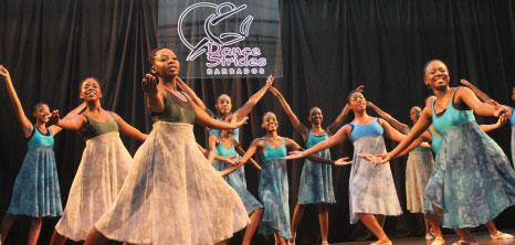 Dance Strides Barbados  Barbados Pocket Guide