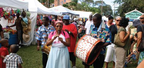 Festivals Barbados Pocket Guide