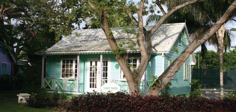 Chattel House Village  Barbados Pocket Guide