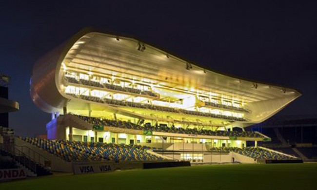 Kensington Oval will host some of the matches in the Tri-Nation series