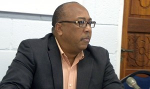 Minister of Agriculture, Dr. David Estwick (File photo)