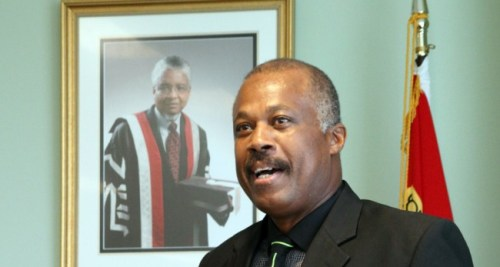 Sir Hilary Beckles (File photo)