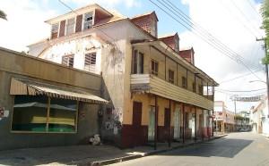 The old Noel Roach & Sons pharmacy.