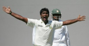 Robiul Islam's bowling performance was the only saving grace for Bangladesh today.