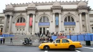 Metropolitan Museum of Art in New York.